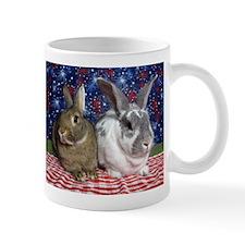 Scarlett and Emmer on 4th of July picnic Mug