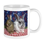 Scarlett and Emmer on 4th of July picnic Mug