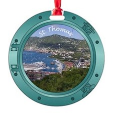 St Thomas Porthole Ornament