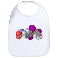 Triiodothyronine hormone molecule - Bib