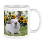 Presto with Sunflowers-1 Mug
