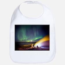 Aurora borealis in Alaska - Bib