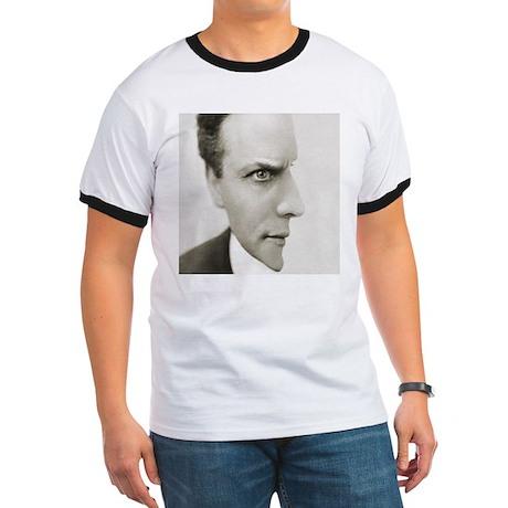 Houdini Optical Illusion Ringer T