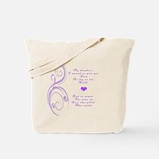 My daughter Tote Bag