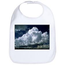 Billowing bank of cumulus clouds - Bib