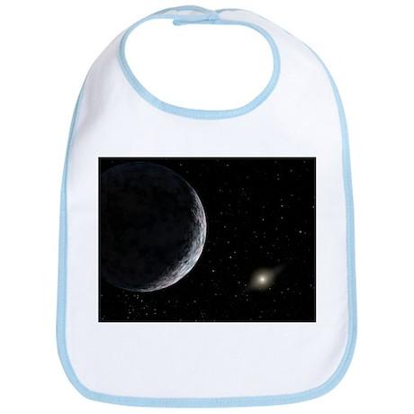 Dwarf planet Eris (UB313), artwork - Bib
