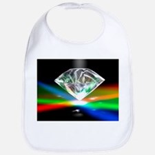 Diamond, computer artwork - Bib