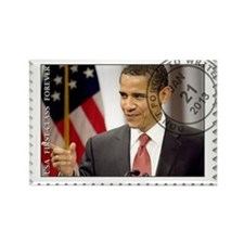 Obama Inauguration 2013 Rectangle Magnet