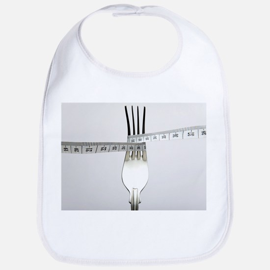 Dieting, conceptual image - Bib