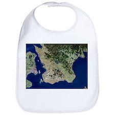 Malmo, satellite image - Bib
