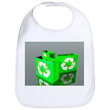 Reusable shopping bags, artwork - Bib