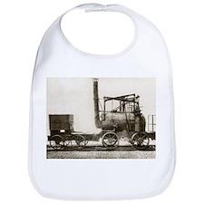 Puffing Billy locomotive - Bib