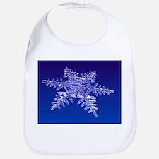 Snowflake, artwork - Bib