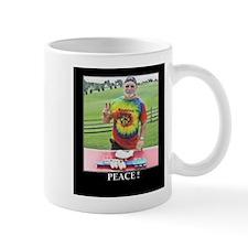 Peace at Woodstock Monument Mug