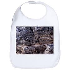 Sandstone rock strata - Bib
