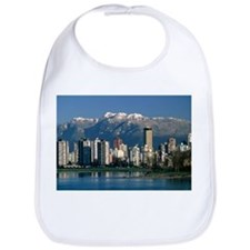 View of Vancouver, Canada - Bib