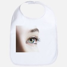 Woman's eye - Bib
