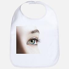 Woman's eye - Bib