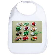 Fruit and vegetables - Bib