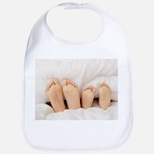 Children's feet - Bib