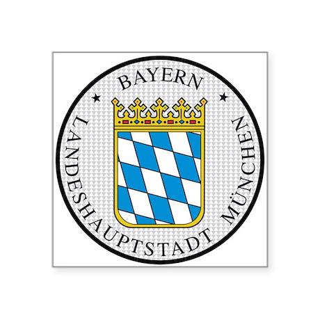 Munich / Munchen Sticker
