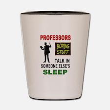 PROFESSOR Shot Glass