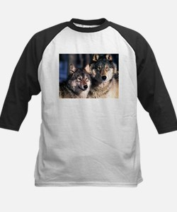 two wolf Tee