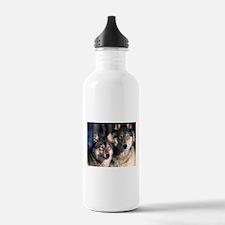 two wolf Water Bottle