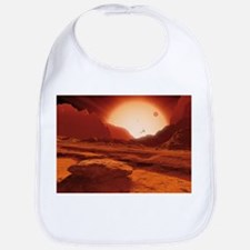 Proxima Centauri planet, artwork - Bib