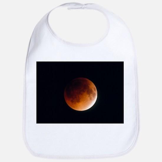 Total lunar eclipse, partial phase - Bib