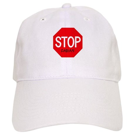 Stop Fabian Cap