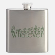 Whatever in ASL Flask