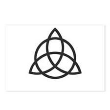 Triquetra Postcards (Package of 8)