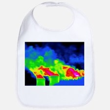 Cooling towers, thermogram - Bib