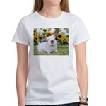 Presto with Sunflowers-1 Women's T-Shirt