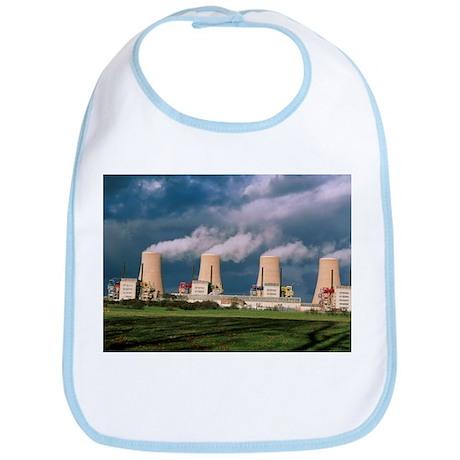 Chapelcross Nuclear Power Station, Scotland - Bib