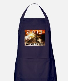 2013: We Made It!!! Apron (dark)