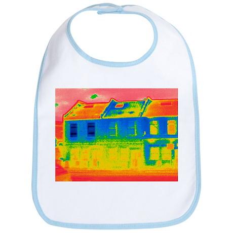 Houses, thermogram - Bib