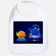 Kettle and teapot, thermogram - Bib