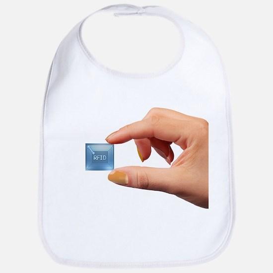 Intelligent label chip - Bib