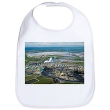 Oil processing plant, Athabasca Oil Sands - Bib