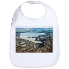 Settling pond, Athabasca Oil Sands - Bib