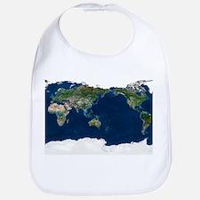 Whole Earth, satellite image - Bib
