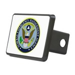 F.E.M.A. Rectangular Hitch Cover