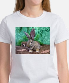 Fezzik in the Woods-1 Women's T-Shirt