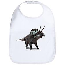 Zuniceratops dinosaur, artwork - Bib