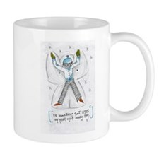 Play in the Snow if Necessary Mug
