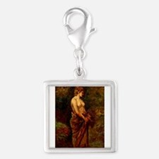 37.png Silver Square Charm