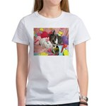 Olivia and Skyler, Valentine Bunnies Women's T-Shi