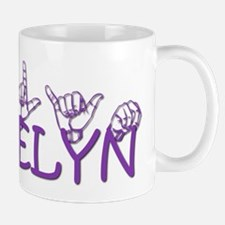 Adelyn in ASL Mug